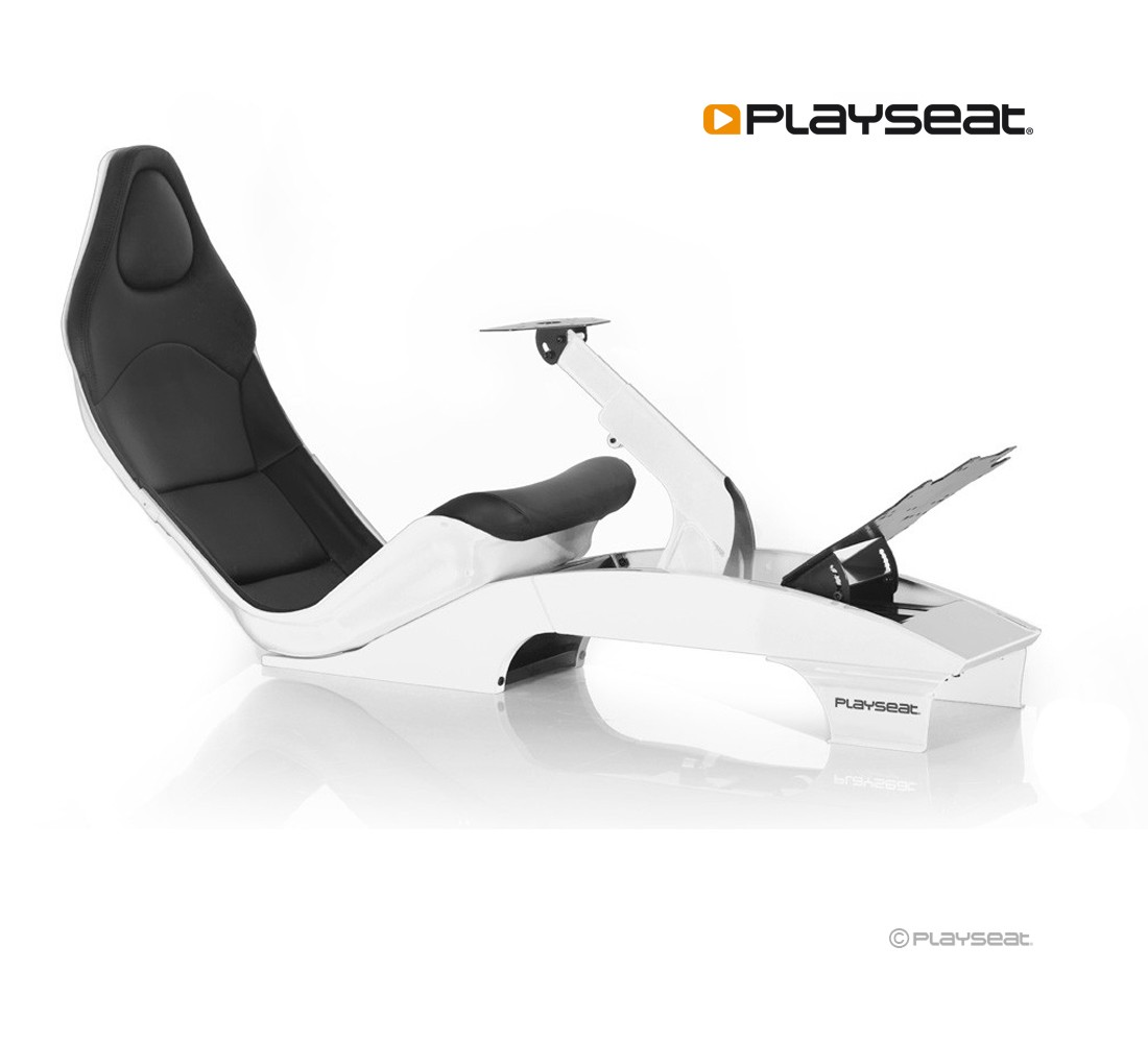 Tahirah Playseat F1 White