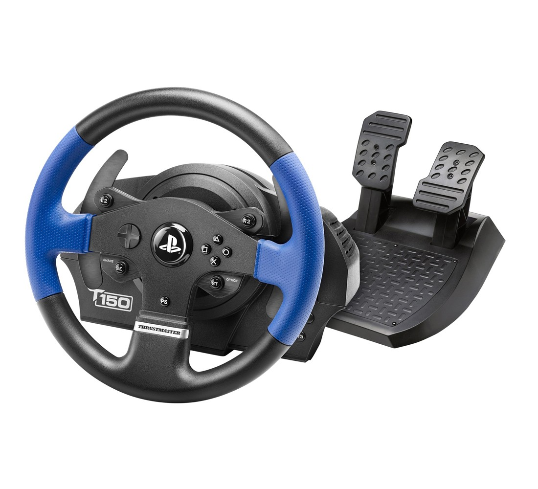 Tahirah Volante Thrustmaster T150 RS para PS3 + PS4 + PC