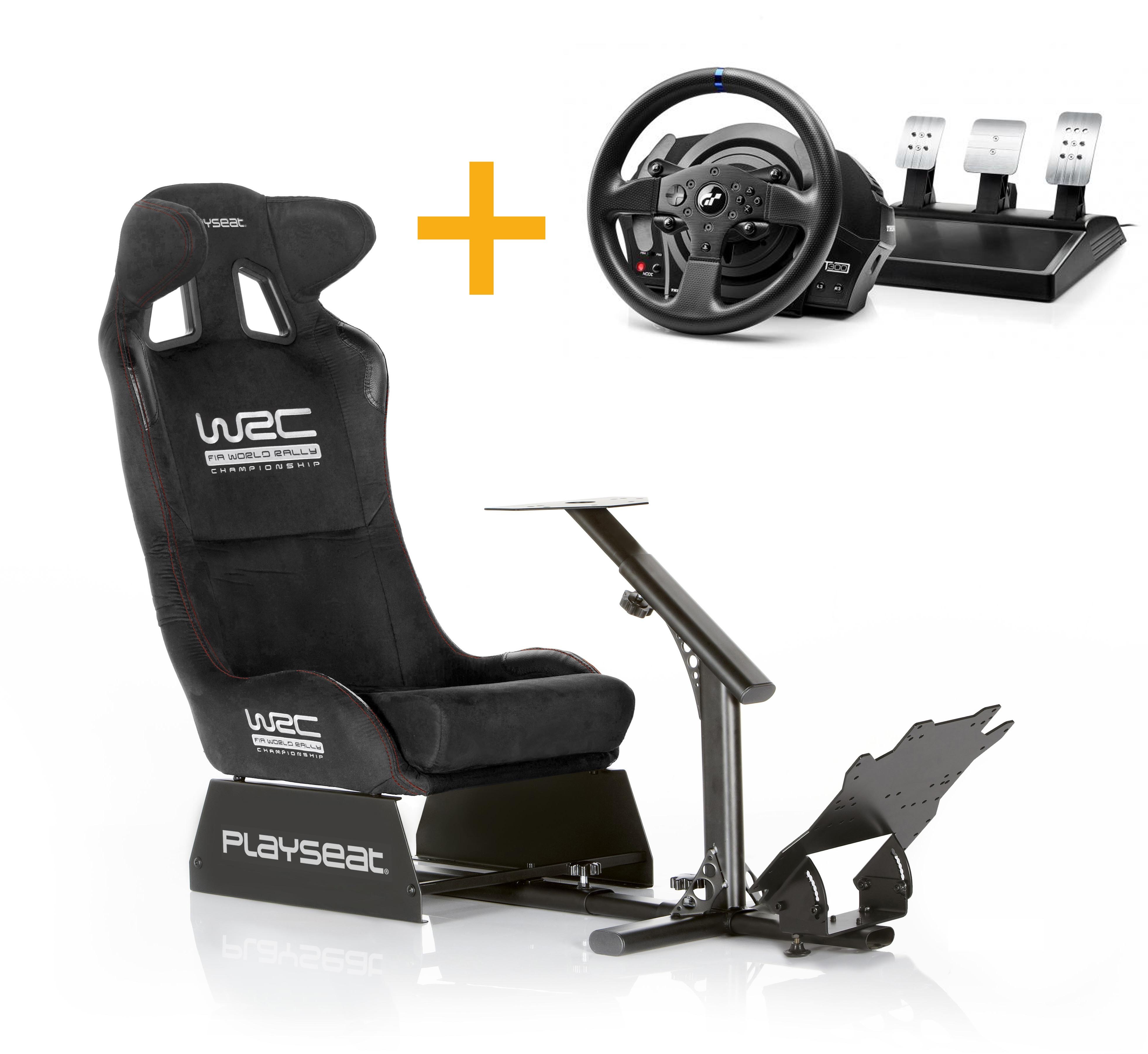 Playseat Playseat WRC + volante ThrustmasterT300RS GT