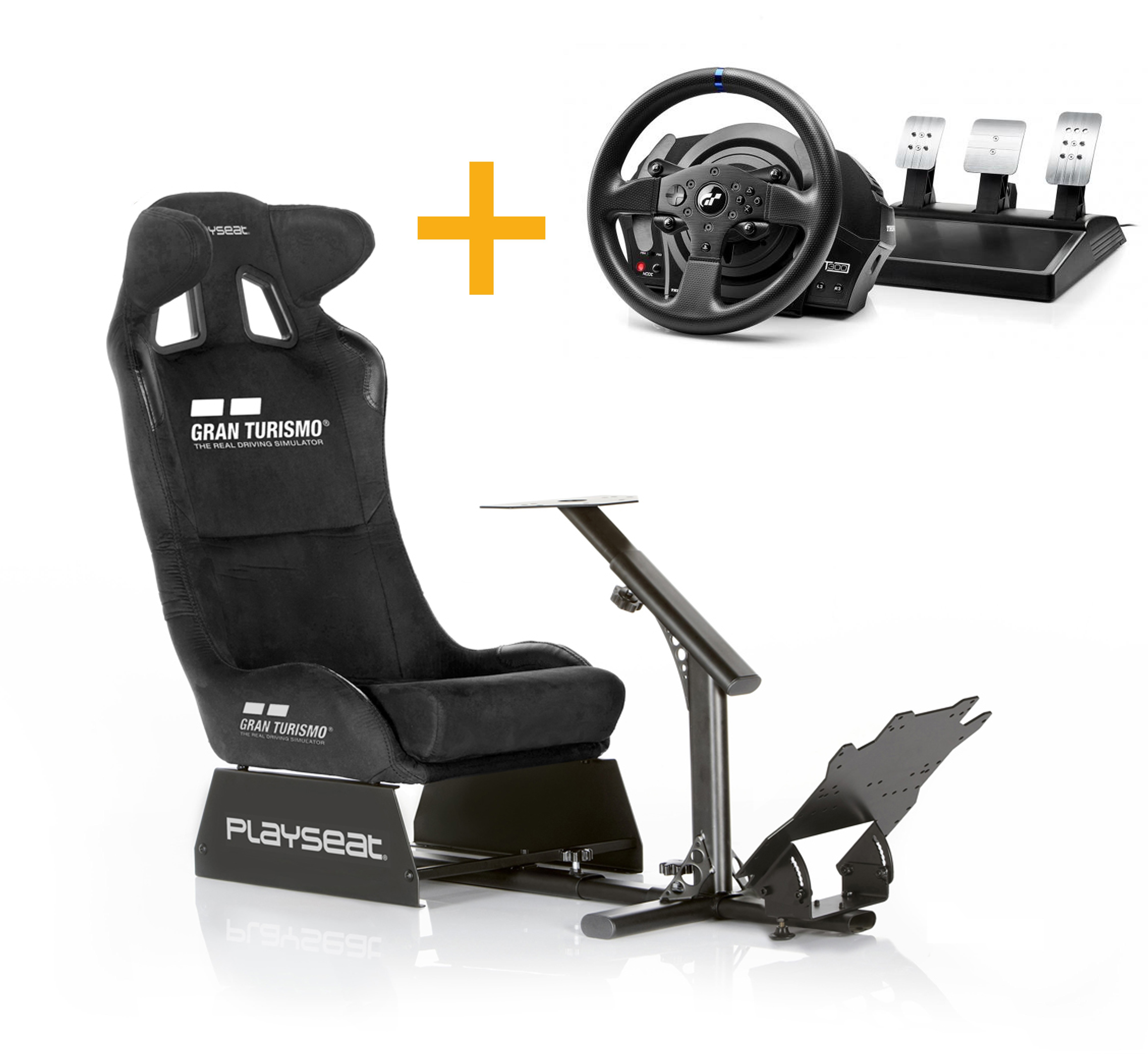 Playseat Playseat Gran Turismo + volante ThrustmasterT300RS GT