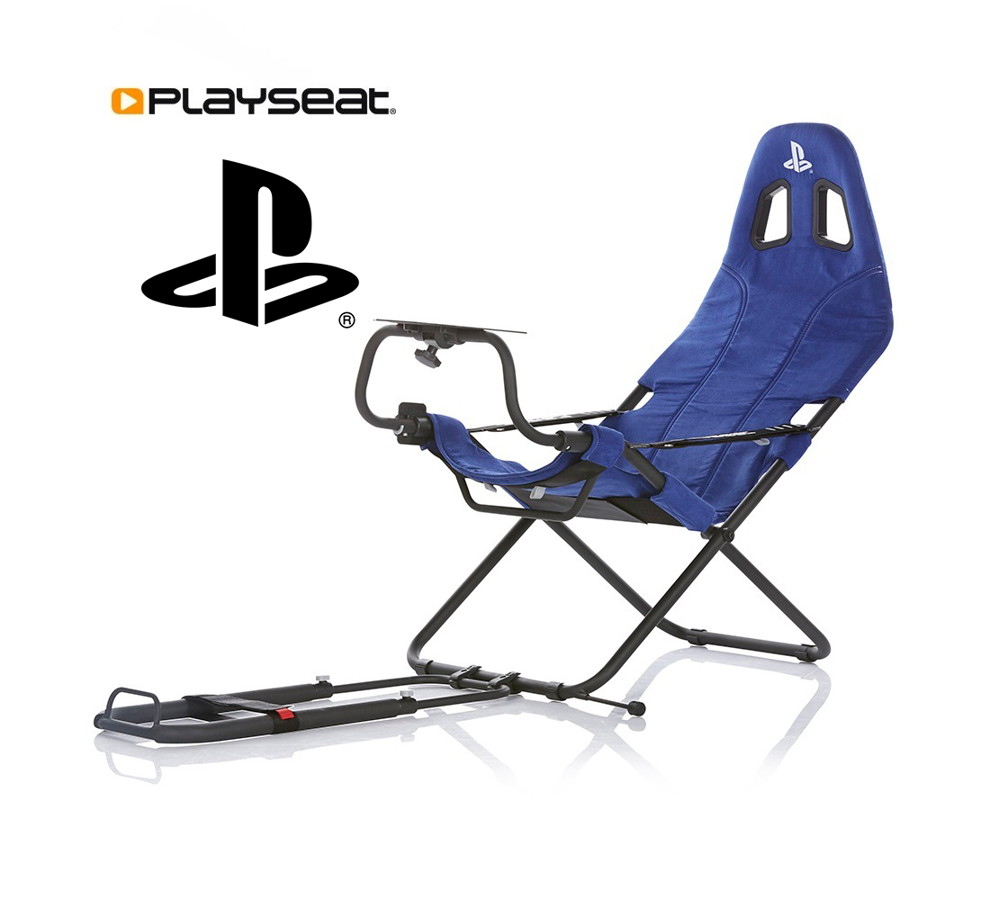 Tahirah Playseat Challenge PlayStation