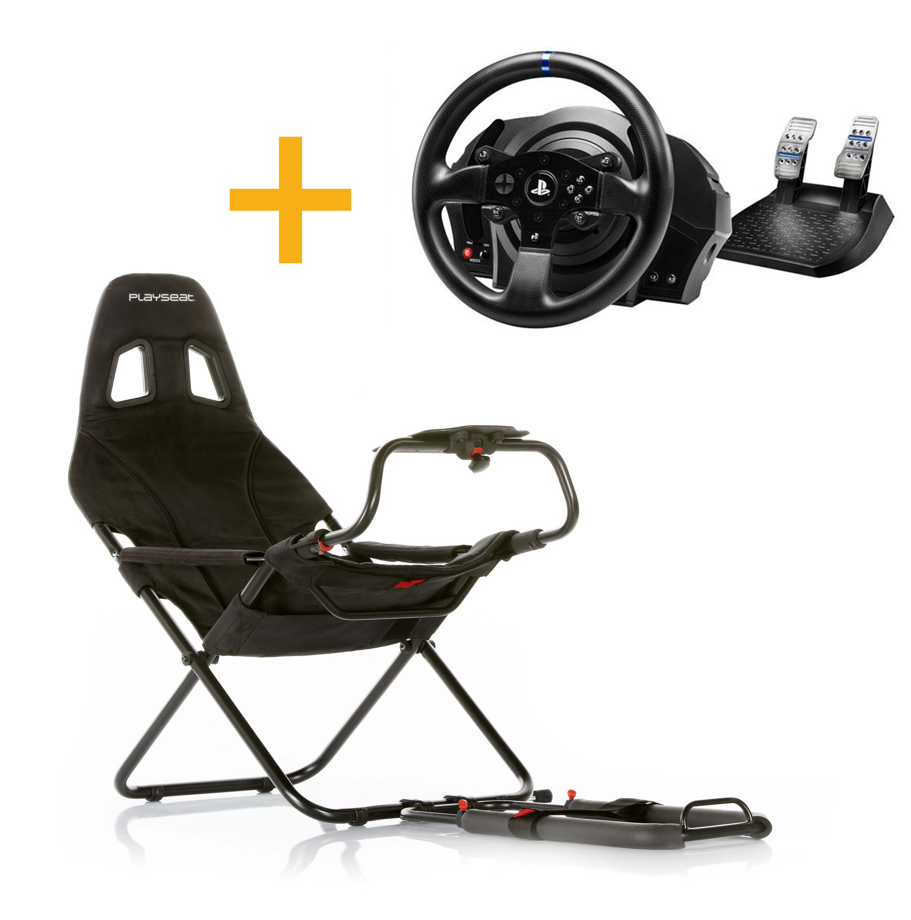Playseat Playseat Challenge+4160681 Volante T300RS GT