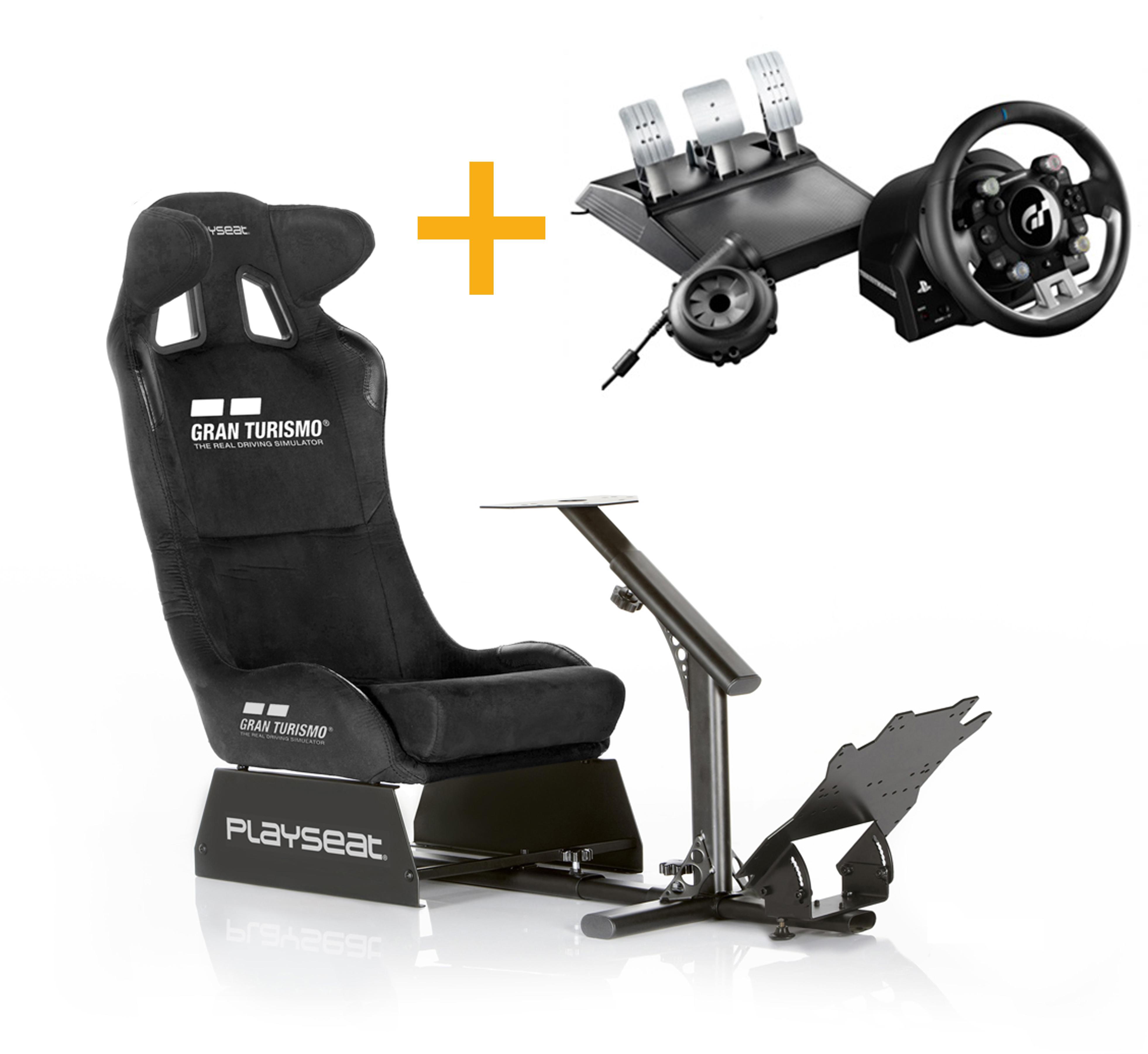 Playseat asientos y volantes para videojuegos for Sillas para jugar ps4