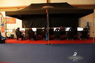 profesionales 10 Playseat Oficial