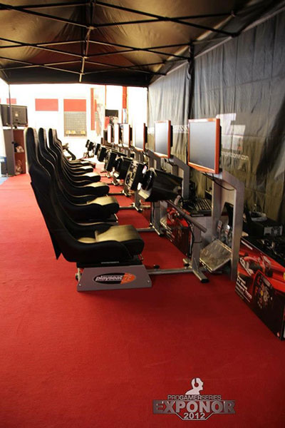 profesionales 9 Playseat Oficial